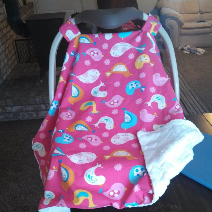 Sitcky Kisses & Dirty Dishes: carseat canopy