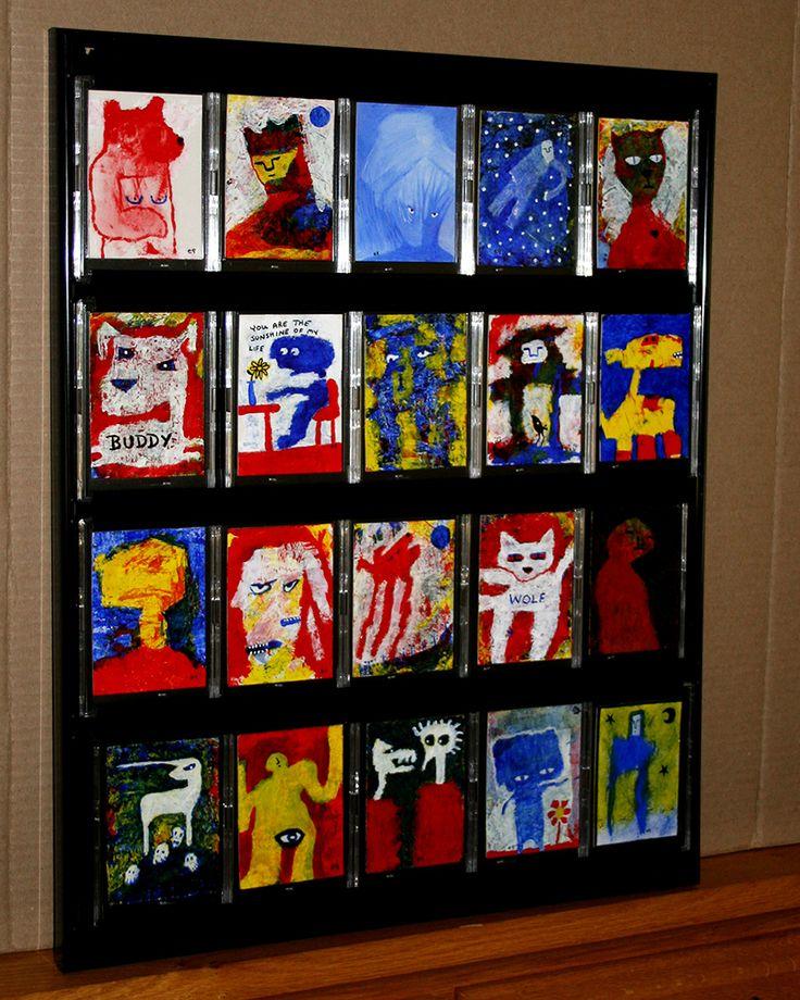 51 best Card displays images on Pinterest | Card displays, Art cards ...