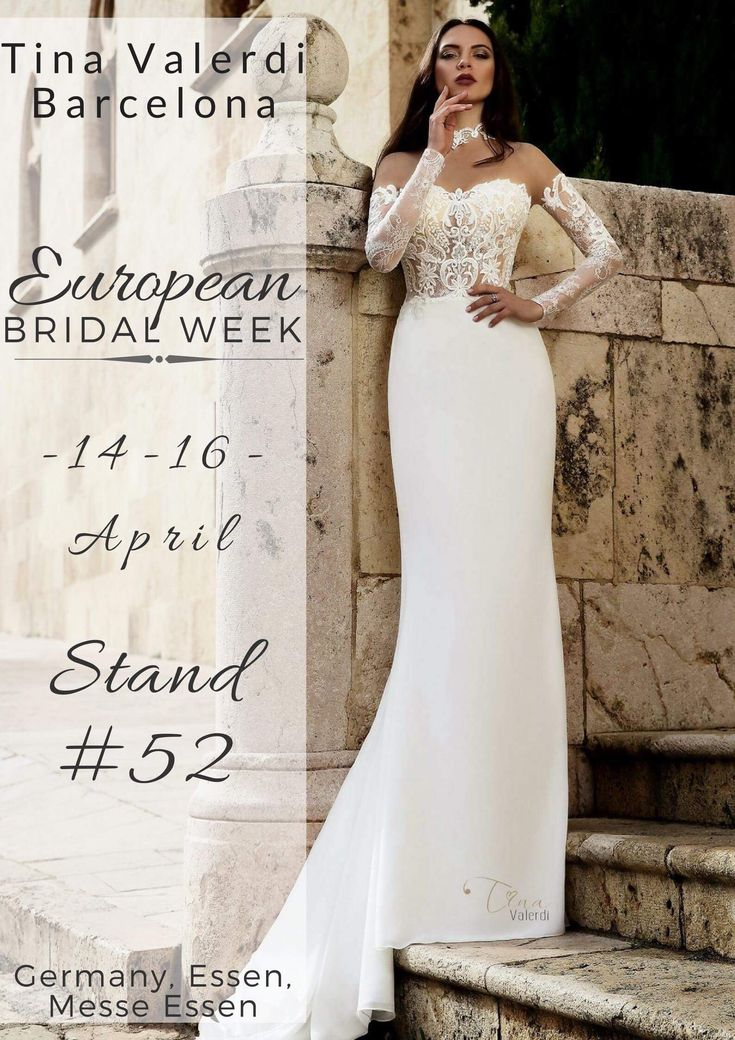 Welcome to our stand in European bridal week in Essen We are waiting for you 🙂