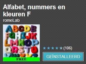 """""""Alfabet en nummers voor peuters"""" is een educatief en vermakelijk spel. Uw peuter leert de uitspraak van het alfabet en van de nummers, met plezier! Het alfabet is beschikbaar in het Engels, Spaans, Frans, Duits, Italiaans, Nederlands. Eenvoudig te leren en te controleren. Beschikbaar voor alle schermresoluties en apparaten, met inbegrip van tablet-apparaat! Eenvoudig en intuïtief, zal je baby veel plezier voor uren!"""