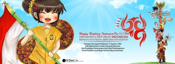 HUT RI 68  Hari Kemerdekaan Indonesia Ke 68