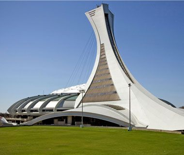 Coolest Olympic Stadiums: Montreal