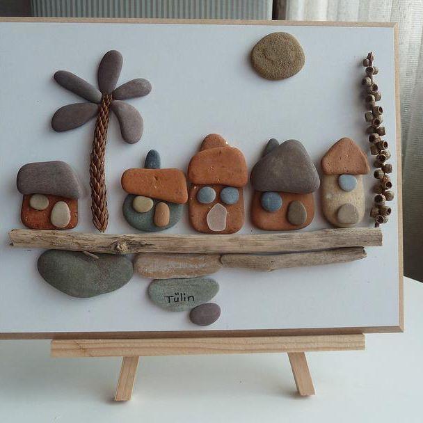 #handmade #tas #tasboyama #tasarım #tasarim #stone #stoneart #rockart #design #ev #aksesuar #biblo #hediyelik #hediye #hediyelikesya #cakiltasi #susleme #elyapimi #elyapımı #tasev #natureltas