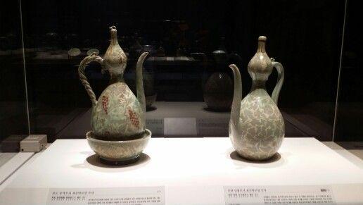 고려청자-용산국립중앙박물관