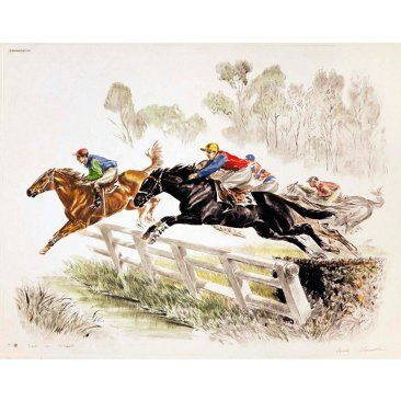 Check out this item at One Kings Lane! Steeple Chase
