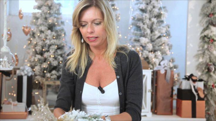 Un tutorial dedicato alle decorazioni Natalizie, tante novità per il Natale 2015