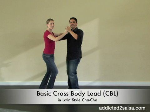 Cha cha cha!  For the homeschool ballroom dance class I'm teaching this semester.