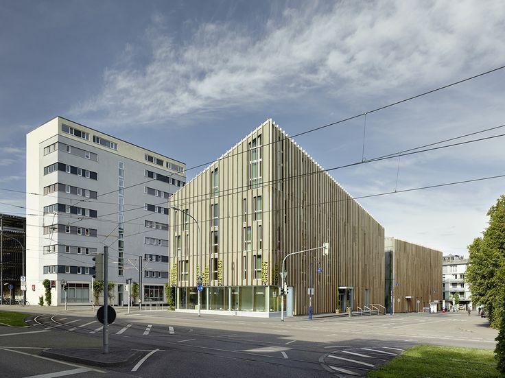 Stadthaus M1 / Barkow Leibinger