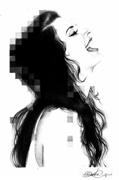lana del rey art print - photo #29