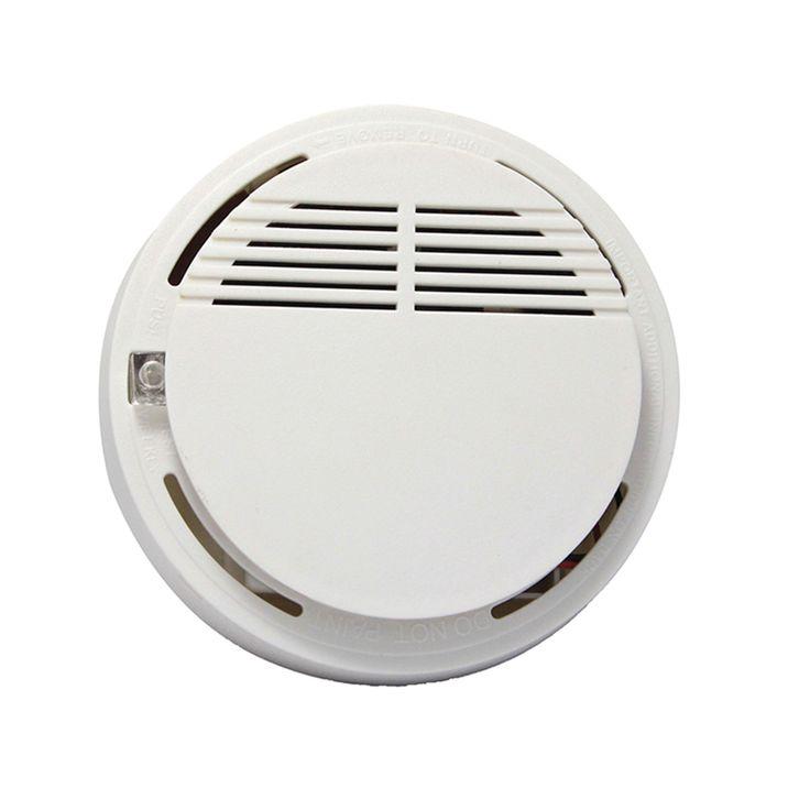 Автономный датчик дыма для ПРОКЛАДКИ главная охранной сигнализации детектор дыма