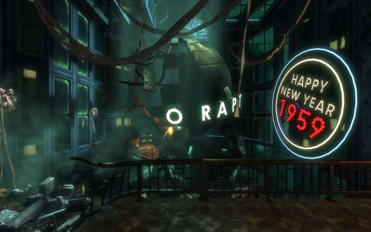 bioshock rapture video games wallpapers hd desktop and mobile hd