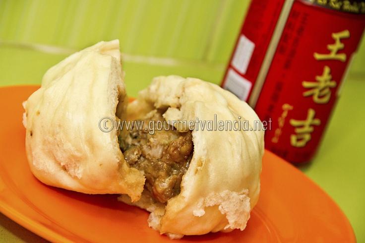 Pan baozi chino