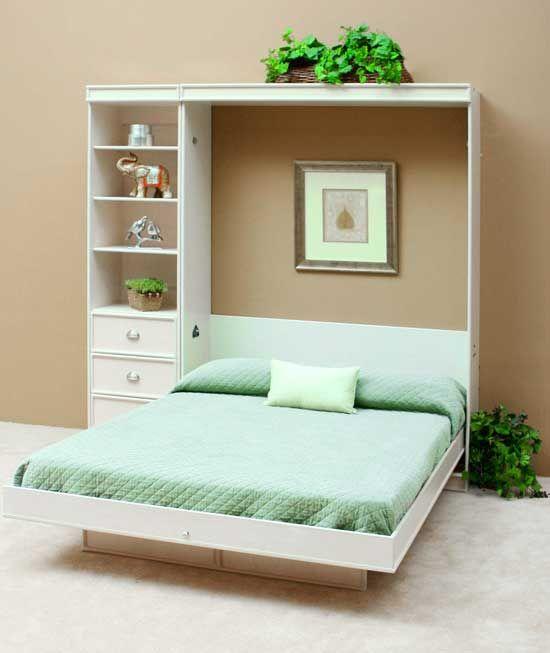 25 best Murphy Bed Models images on Pinterest | 3/4 beds ...