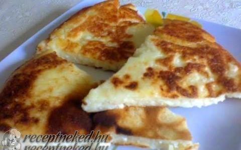 Villámgyors hacsapuri recept fotóval