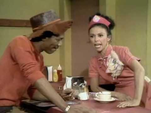 Awesome! Rita Moreno & Morgan Freeman on The Electric Company - The Menu Song
