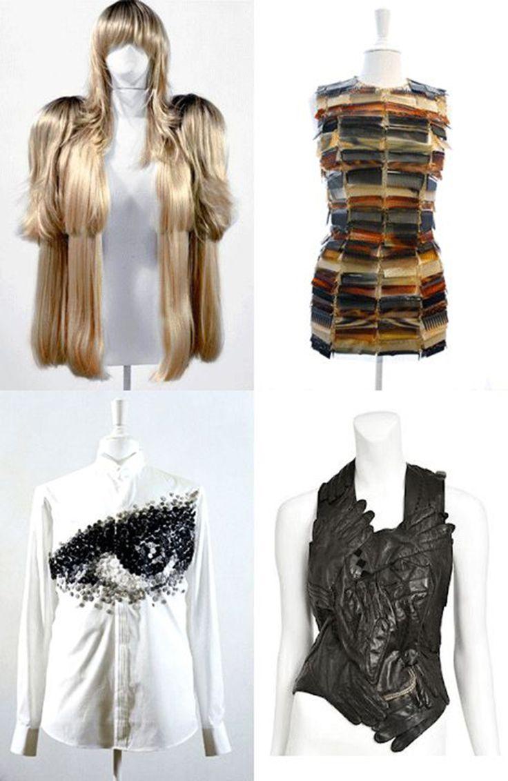 Fashion Designer That Do Deconstruction Fashion