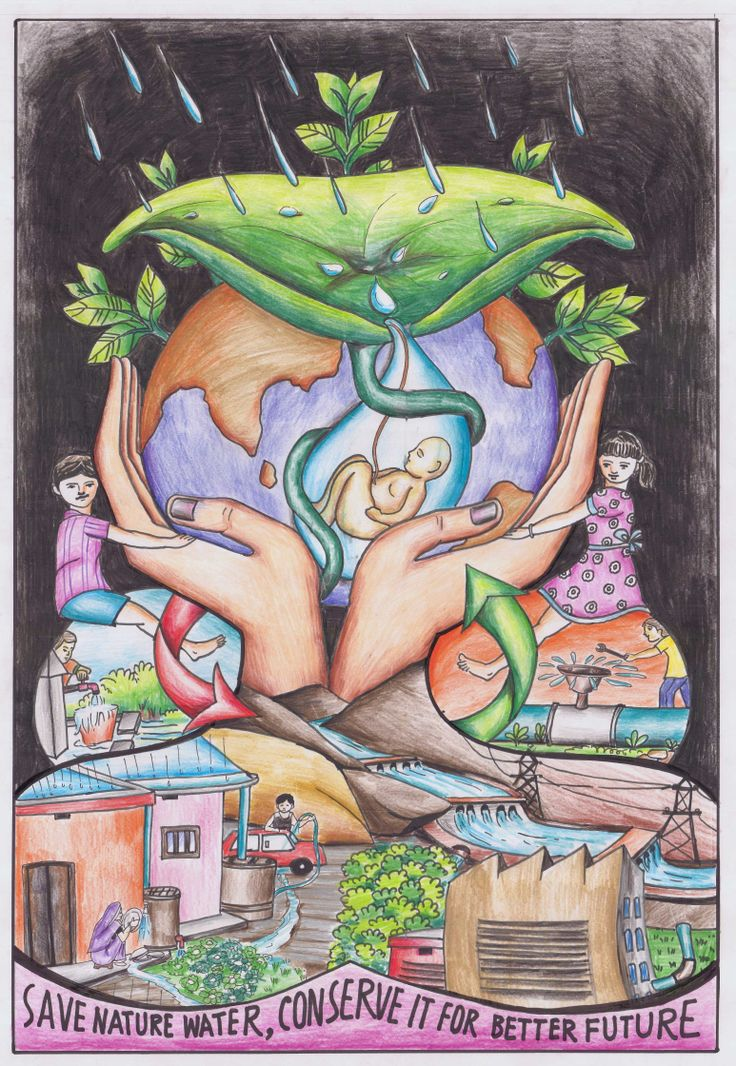 12 best National Poster Competition: Water Conservation 2 images ...