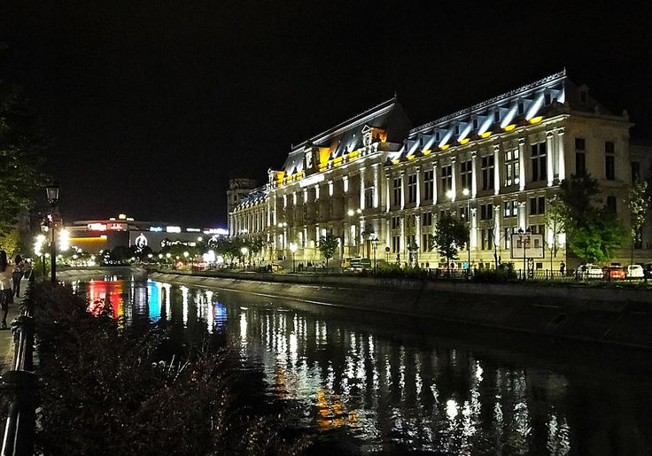 Bucharest by night by nancydev