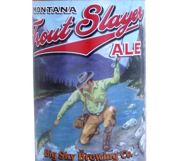 Big Sky Montana Trout Slayer Ale 355ml Beer in New Zealand - http://www.aotearoabeer.co.nz/beer-in-new-zealand/big-sky-montana-trout-slayer-ale-355ml-beer-in-new-zealand/ #NewZealand #Aotearoa #beer #nzbeer