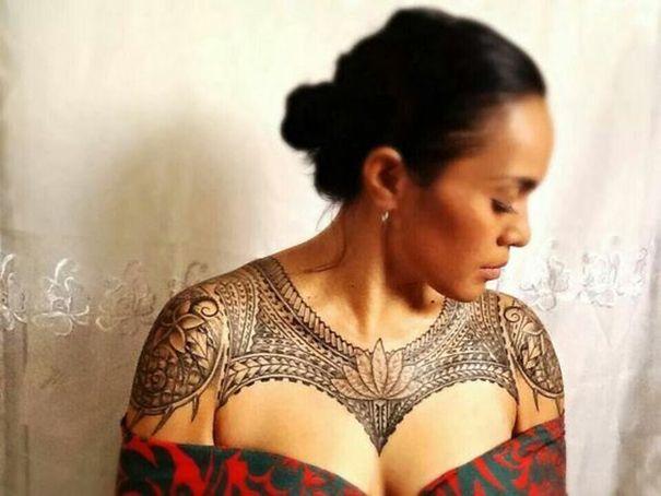 samoan tattoo designs for women