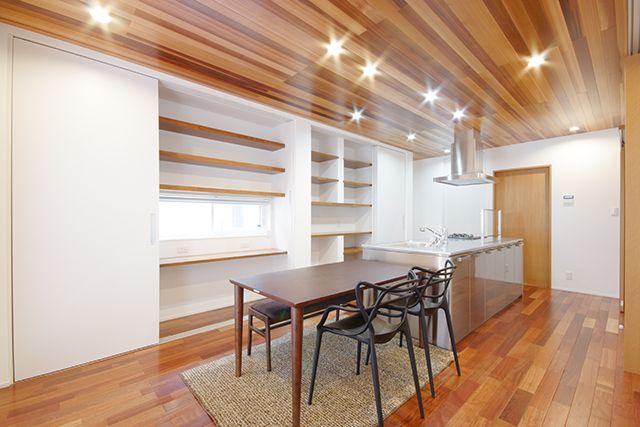 「white×wood 木の温かみを活かしたシンプルスタイルの家」
