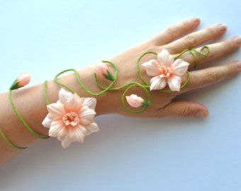 Matching arm cuffs upper and lower order any by InMyFairyGarden
