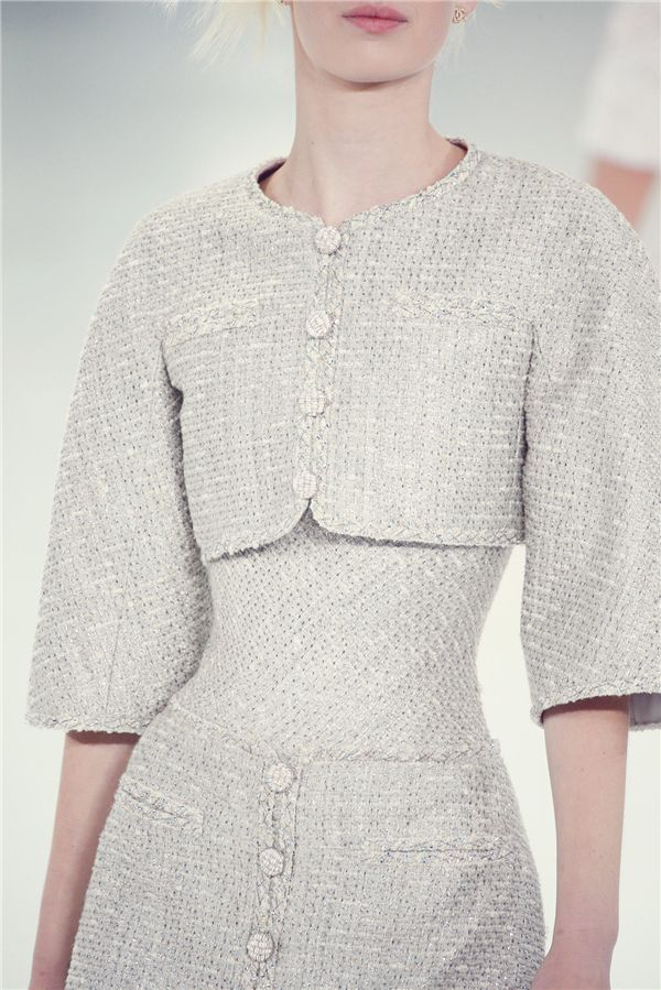 Chanel: Spring Couture 2014