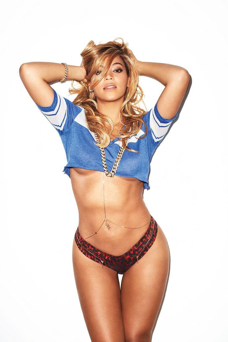 Beyonce Knowles - GQ Magazine (USA) - February 2013