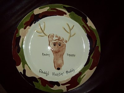 Daddys Hunting Buddy - Fathers Day gift idea