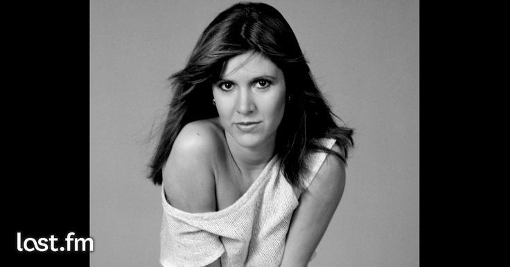 Carrie Fisher: News, Bio and Official Links of #carriefisher for Streaming or Download Music