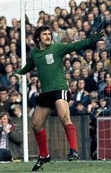 Malcolm Webster Fulham 1971