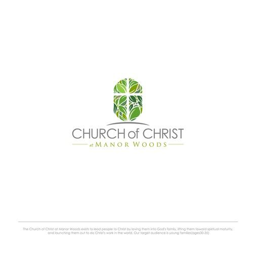 Designs   Create a logo for a local church that will stand out for young families.   Brand Identity Pack contest