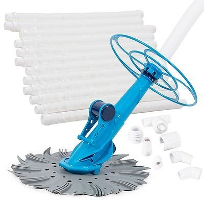 Inground Above Ground Swimming Pool Automatic Cleaner Clean Vacuum Hose Set Now: $84.97.