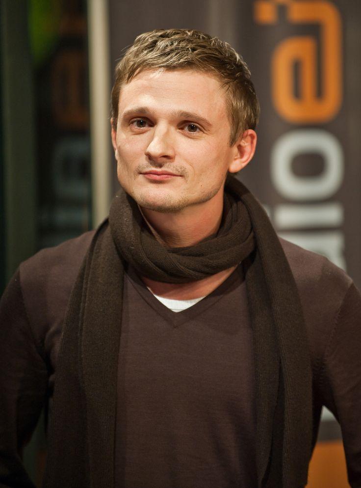 German actor Florian Lukas -- Berliner @ Berlin Film Festival