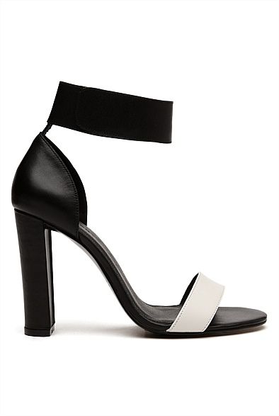 Fi Ankle Strap Heel | Women's Shoes by Witchery Online #witcherywishlist