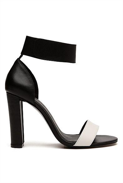 Fi Ankle Strap Heel   Women's Shoes by Witchery Online #witcherywishlist