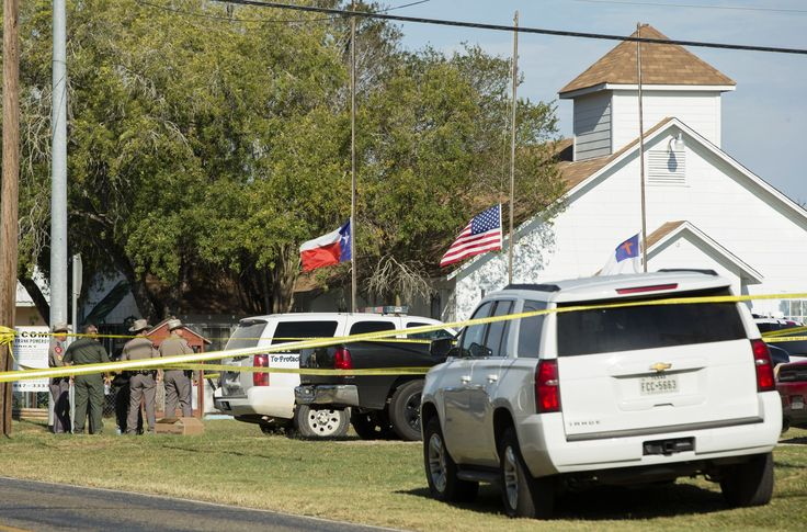 Texas Shooting Suspect Had History of Domestic Violence