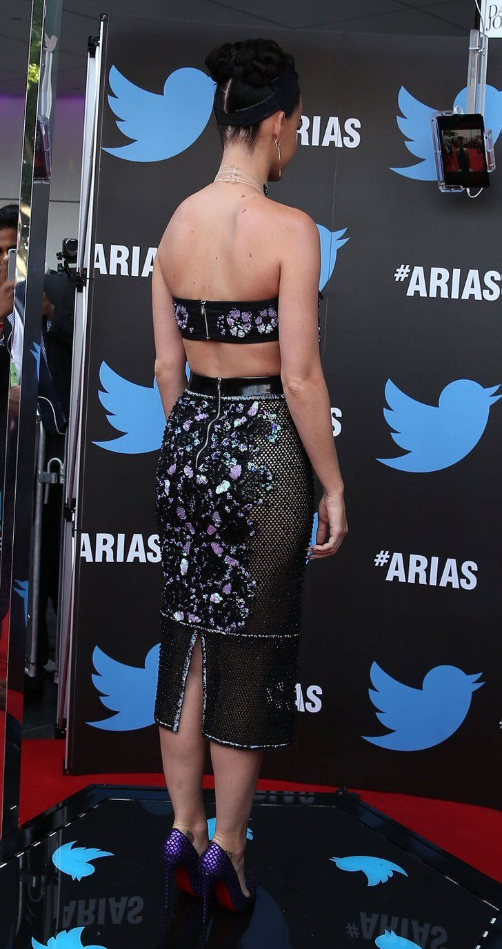 Pin for Later: Which Look Is More Katy Perry? Katy Perry at the 2014 ARIA Awards