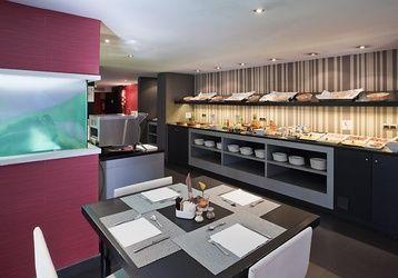 ¡Nuestro #Buffet desayuno de nuestro hotel céntrico en Barcelona te espera! http://www.ilunionalmirante.com/