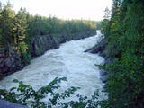 Imatra - the Imatrankoski Rapids