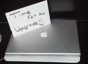 Time for an upgrade for your Apple MacBook