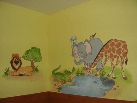 TR-A-03.JPG :: Atelier Tizijana - malování na zeď, malby na zdi, výzdoba interiéru, Jana Pirklová, malovani na zdi, malba na zed