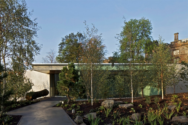 Maggie's Centre, Glasgow, © Philippe Ruault  http://www.maggiescentres.org/