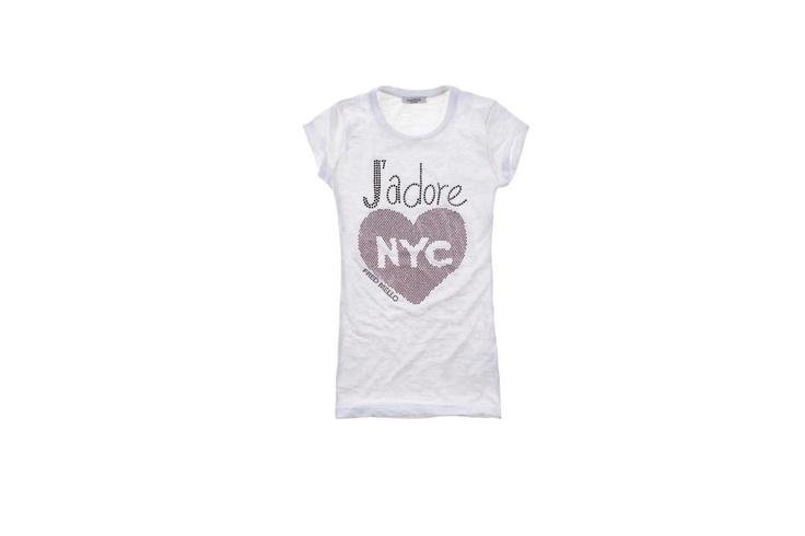 Fred Mello tshirt #tshirt #fredmello #fredmello1982 #newyork #accessories #womancollection #springsummer2013 #accessible luxury #cool #usa #