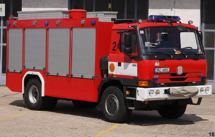 Tatra T815 4x4 Terr№1 - THT
