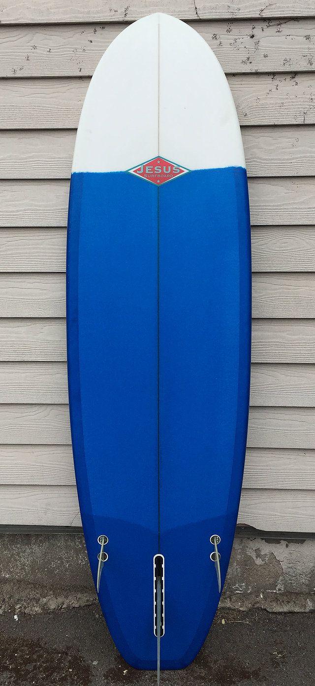 Jesus Surfboard - Surfshop Nantes - www.jesus-surfboard.com