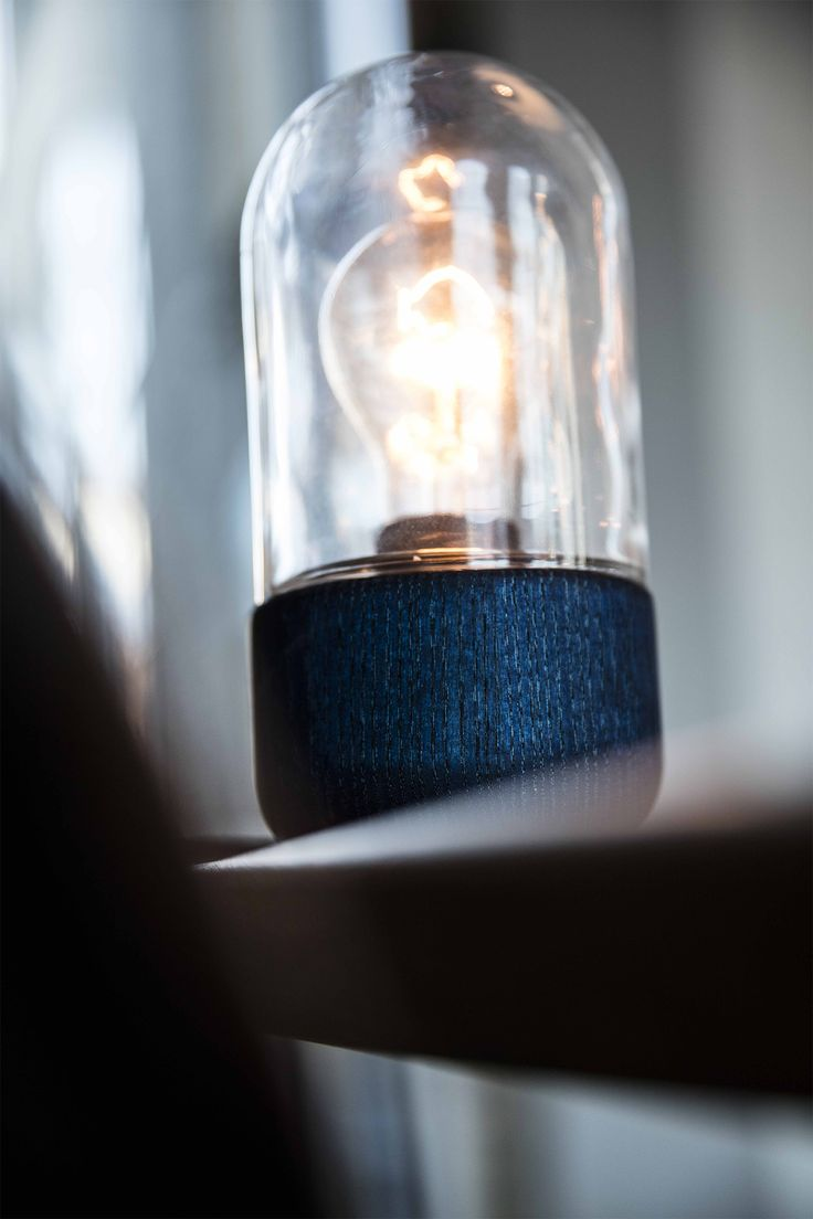 Element Lamp - 3 lamps in 1. Use it as table lamp, wall lamp or pendant. Designed by Ditte Buus Nielsen.