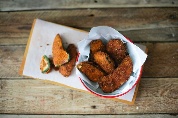 Touchdown Worthy Recipes to Devour this Tailgate Season | Cheeto-Crusted Jalapeño Poppers With Bacon