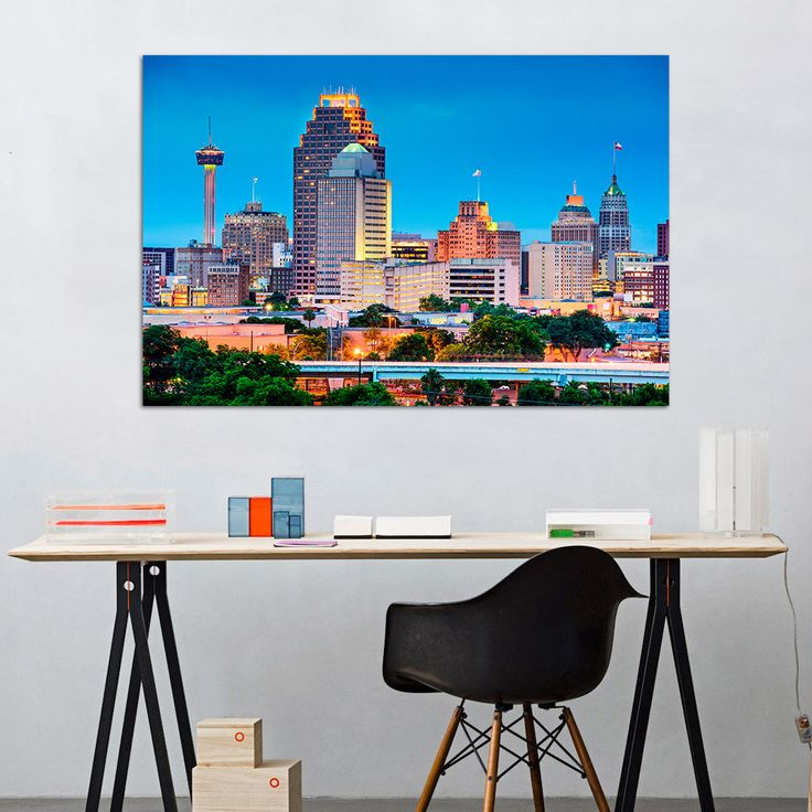 Excited to share the latest addition to my #etsy shop: San Antonio Texas Cityscape Skyline - Cityscape Large Canvas Print - City Skyline Wall Art - USA Travel Framed Art Print http://etsy.me/2zmOUiY #art #print #giclee #blue #birthday #newyears #gray #texascityscape #sanantoniosk