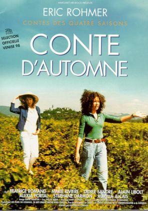 Conte d'automne (1998) - Éric Rohmer